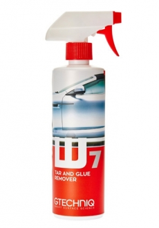 W7 Tar and Glue Remover