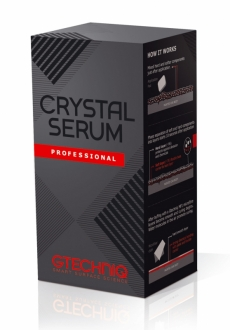 Crystal Serum – Prof. toepassing